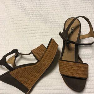 Ugg Wedge Sandal